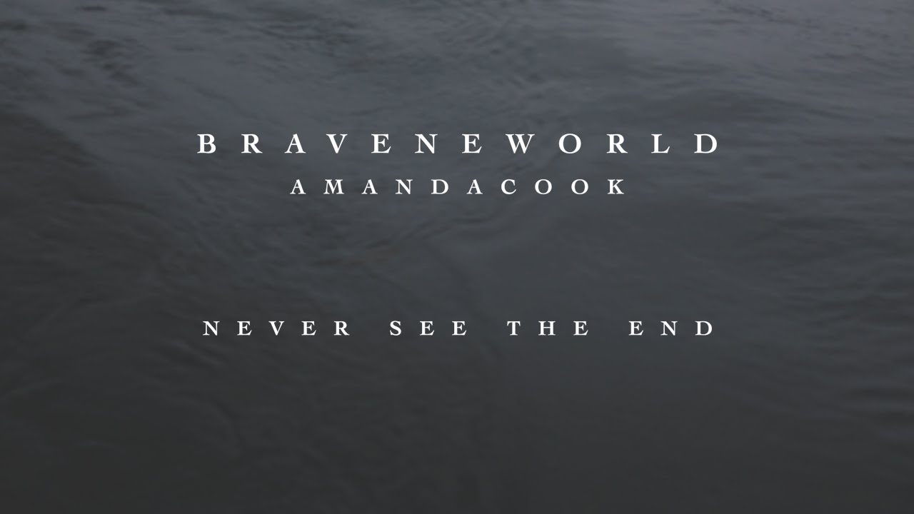 Never See The End Brave New World Amanda Cook Chords