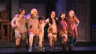 Annie The Musical Montage - Citi Center Boston, MA