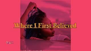 Gospel Beat-Where I First Believed: (2020 Urban Contemporary Gospel Type Beat)