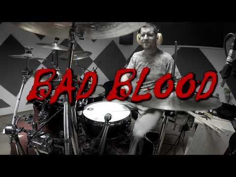 PRO-PAIN - Bad blood - drum cover (HD)