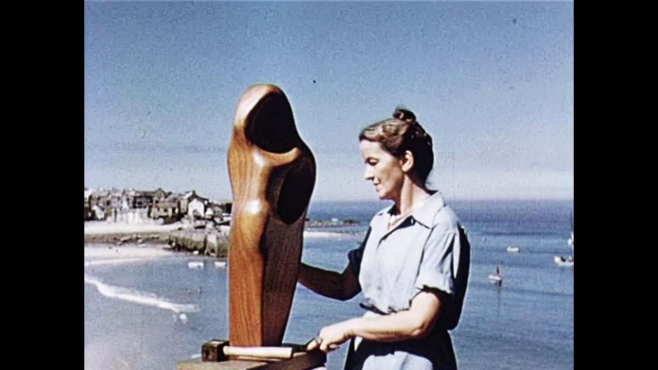 Barbara Hepworth Death : Google Doodle Celebrates Modernist Sculptor.