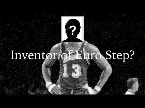 NBA History: The Origin Of The Euro Step