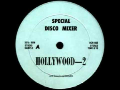 HOLLYWOOD 2 Disco Mixer ( 1979 ) Medley