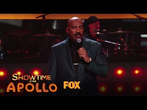Closing Bit With Steve Harvey | SHOWTIME AT THE APOLLO