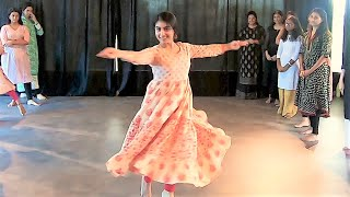 Radha Kaise Na Jale | Indian Style Cypher - Part 2 | Natya Social Workshop