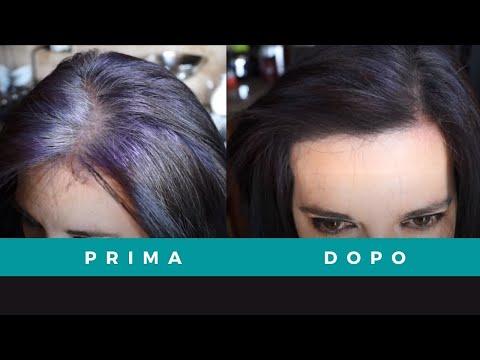 Spray colorato per capelli l'oreal