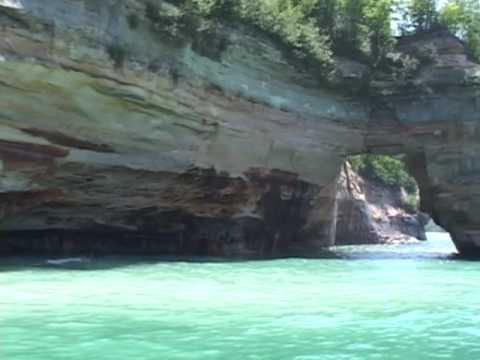Pictured Rocks Boat Cruises - Munising, MI - Upper Peninsula