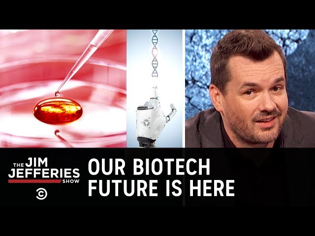 Curing Diseases with Biotech Comes at a Huge Cost - The Jim Jefferies Show