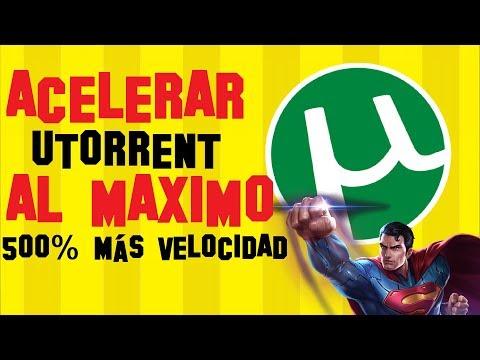 ACELERAR uTORRENT AL MAXIMO 2019 + TRACKERS NUEVOS | SUPER RÁPIDO | SIN PROGRAMAS