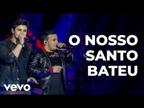 Matheus & Kauan - O Nosso Santo Bateu