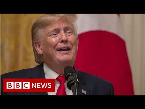 Trump: I didn't