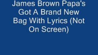 James Brown Papa