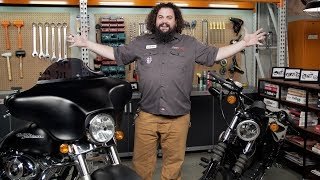 How To Choose Handlebars & Risers For Harley-Davidson Motorcycles