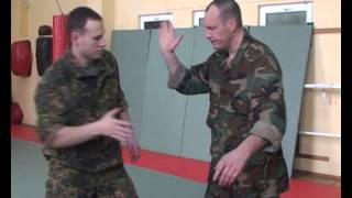Прикладной рукопашный бой