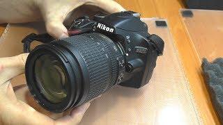 Не снимает со вспышкой / Ремонт зеркалки Nikon D3200