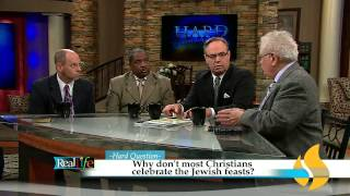 Why Don't Christians Celebrate Jewish Feasts   Hard Questions