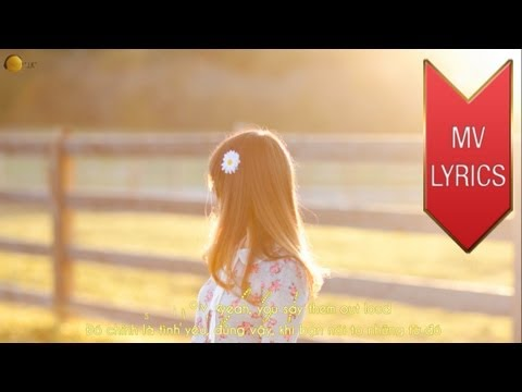 What Are Words | Chris Medina | Lyrics [Kara + Vietsub HD]