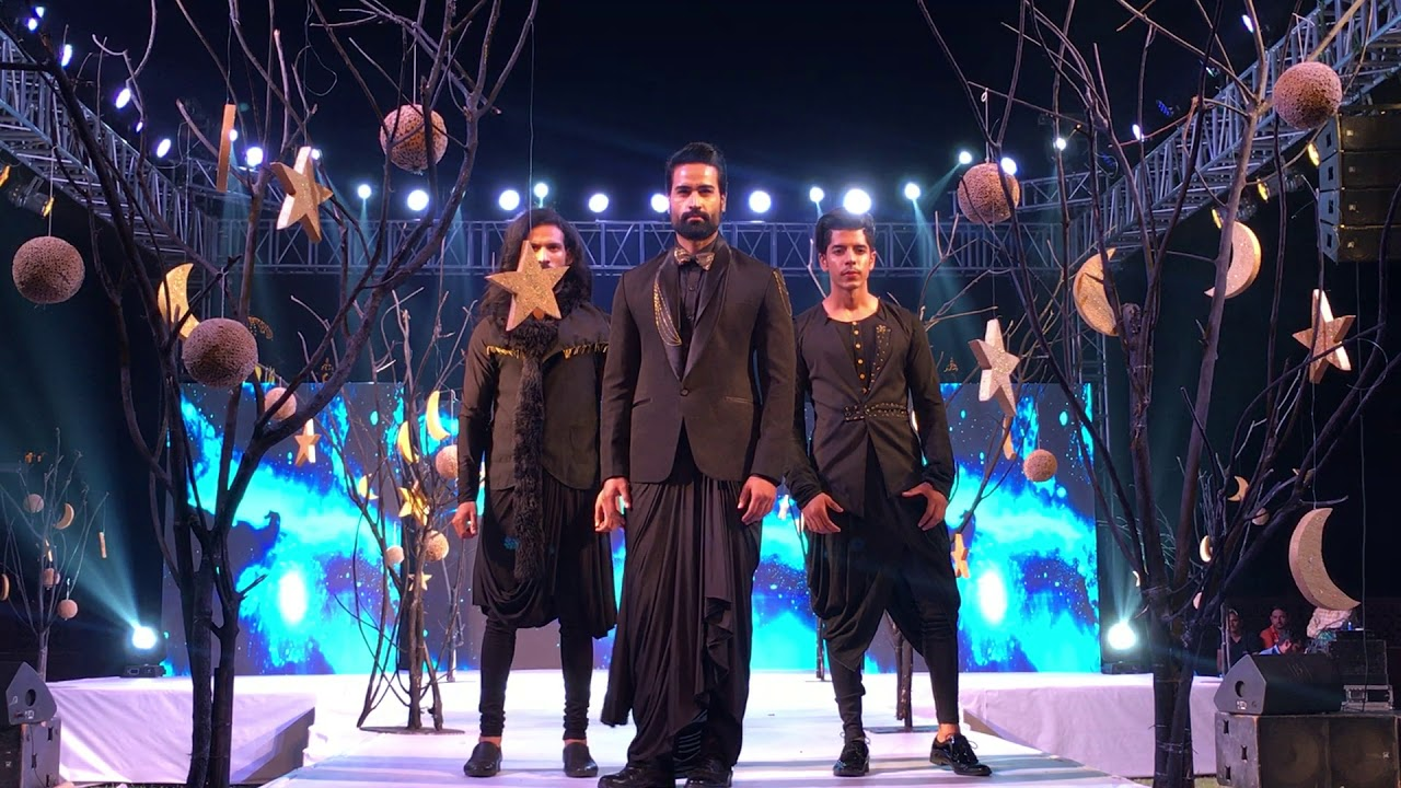 Rohit Verma Fashion Show Youtube