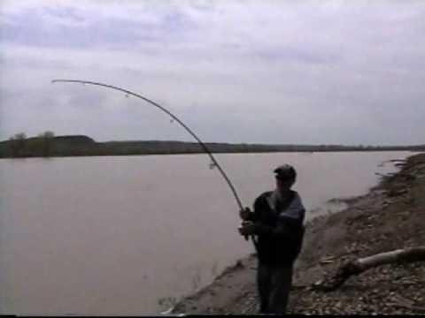 Paddlefishing