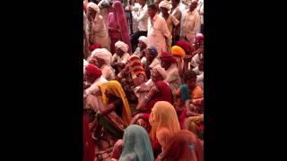 Ramlal Jat- MLA - Bhilwara addressing people of SIDIYAS- 2