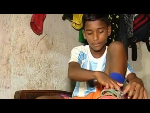 Football prodigy, aged 11, from Odisha slum, heads for Bayern academy