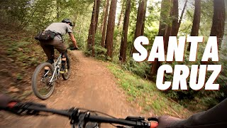 My first wipe out! | MTB @ UCSC, Pogonip