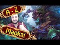 A-Z MAOKAI TOP der Garen Counter | League of Legends