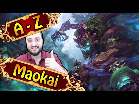 A-Z MAOKAI TOP der Garen Counter | League of Legends thumbnail