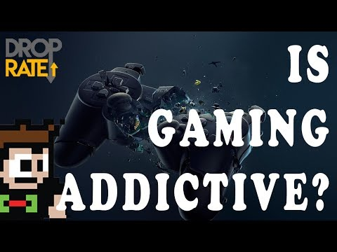 "Is Gaming Addictive? Gregg Rants World Health Organization new categorization ""gaming addiction"""