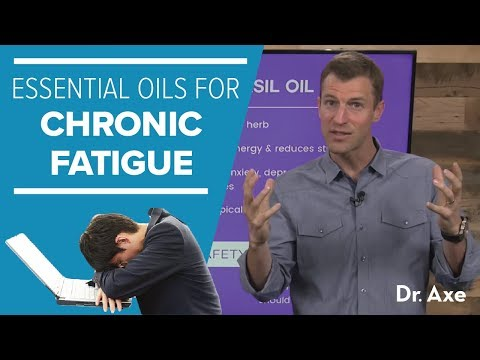 Chronic Fatigue Syndrome & Essential Oils To Help