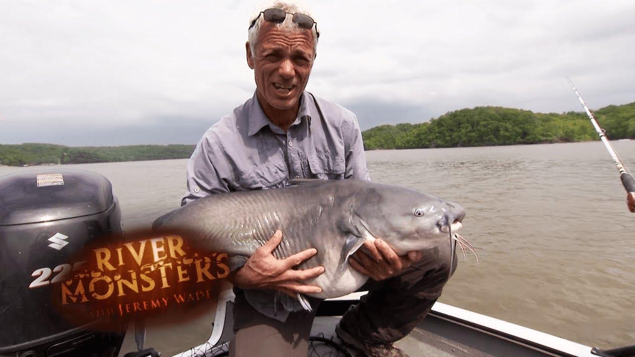 Catching 58 Pound Catfish In Missouri | CATFISH | River Monsters