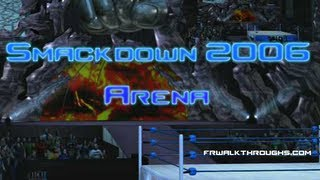 WWE 13 SMACKDOWN 02 Arena Details + Download