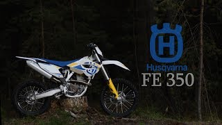 Обзор мотоцикла Husqvarna FE 350. MOTORCYCLE REVIEW HUSQVANA FE 350.