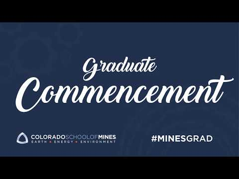 Spring 2019: Graduate Commencement Ceremony
