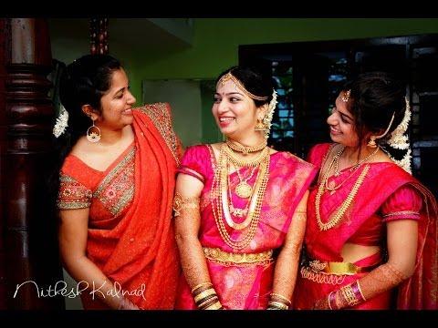 Akshatha and Vikram Wedding video 08-05-2014 Mangalore