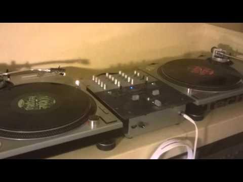 94-95 Jungle/D&B Vinyl Mix.