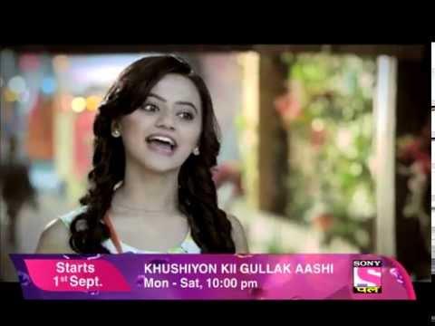 Khushiyon kii gullak Aashi - WEB PREMIERE PROMO - Cake