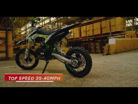 M2R Racing KXF125 120cc 76cm Pit Bike