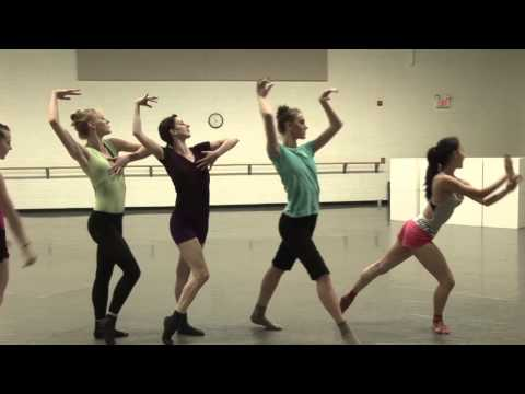 "Behind the Scenes of Grand Rapids Ballet's ""A Midsummer Night's Dream"""