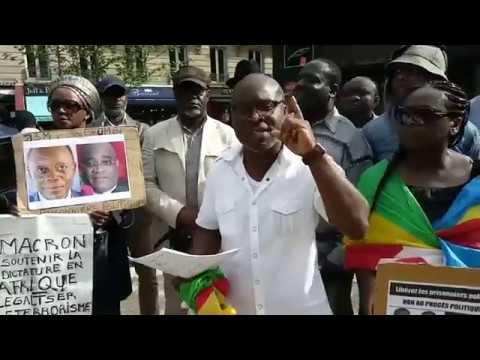 Roland Levy Nitou expolique le guet-apens de Bokilo et ses gros bras à Paris