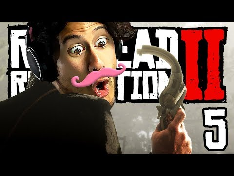 I PLAYED MYSELF... | Red Dead Redemption - Part 5