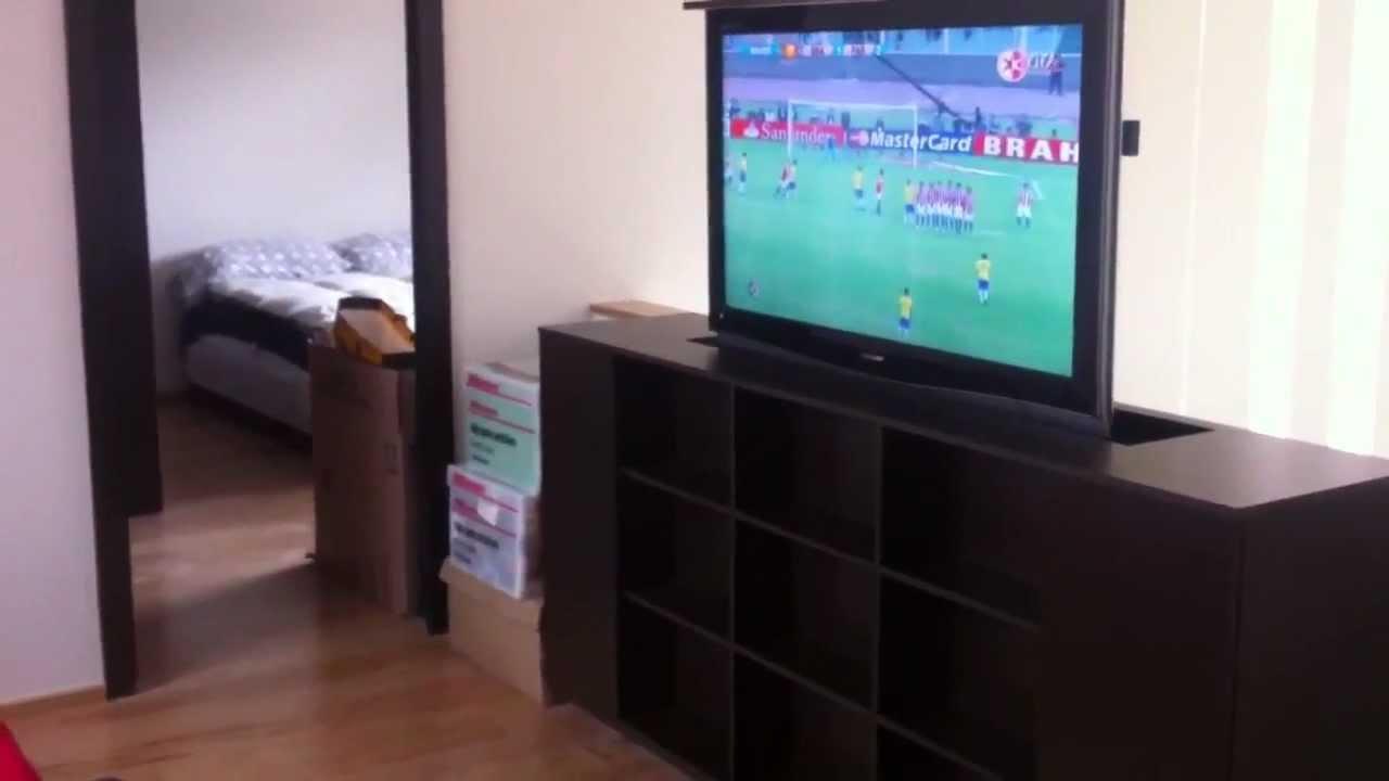 muebles para el televisor