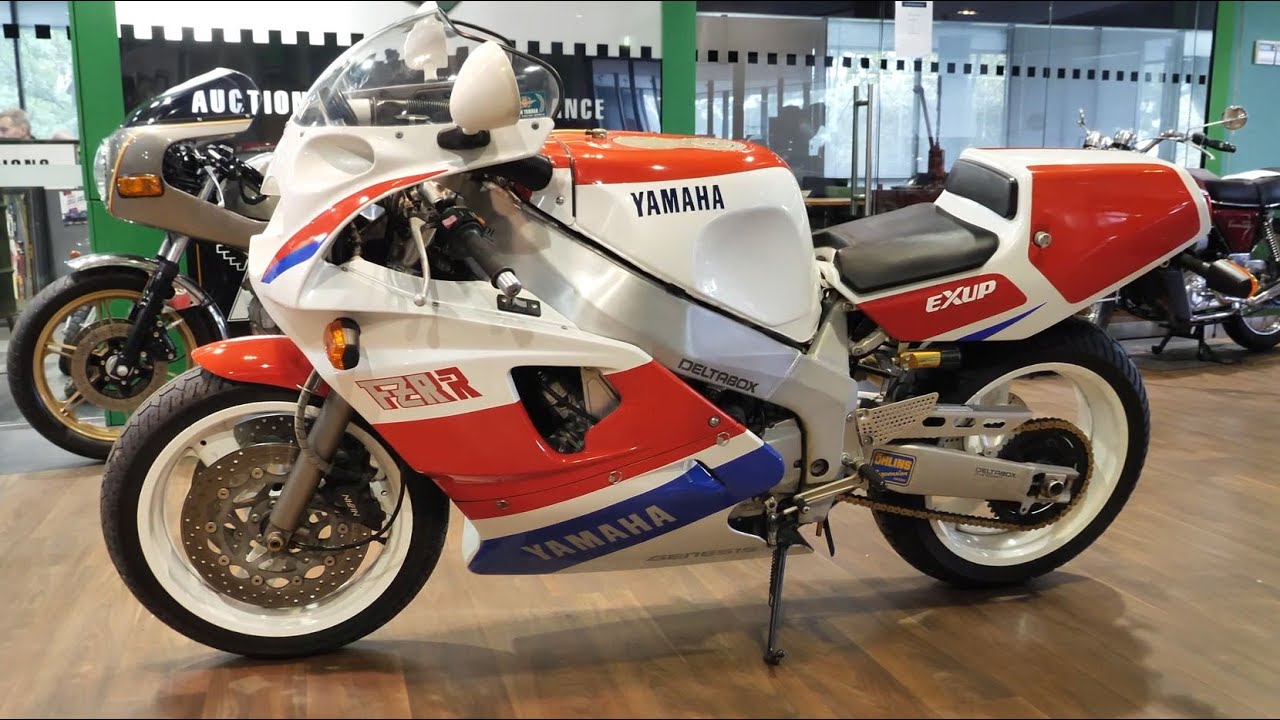 1989 Yamaha FZR750R-R 'OW01' Motorcycle - 2020 Shannons Winter Timed Online Auction