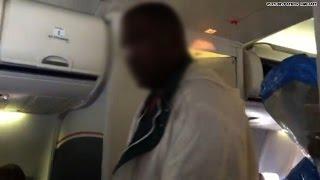 Man's Ebola 'joke' causes plane scare