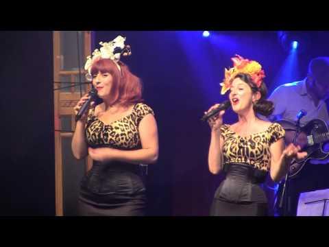The Puppini Sisters   Rapper's Delight/Chandelier LIVE
