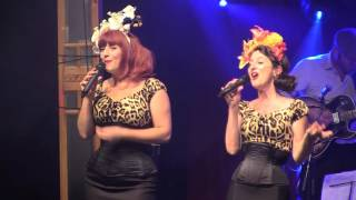 The Puppini Sisters   Rapper's Delight / Chandelier LIVE