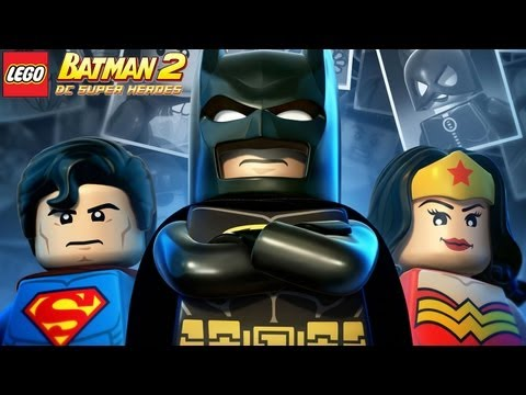 Jogar Lego Batman 2 DC Super Heroes: Crise Química online