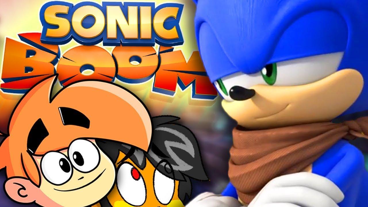 The Best Sonic Cartoon - Sonic Boom - YouTube