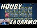 HOUBY ZADARMO | Shakes & Fidget | CZ/SK
