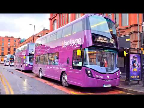 First manchester vantage buses